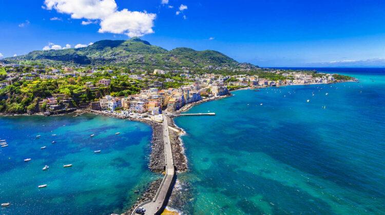 Trekking Ischia, Capri e Procida