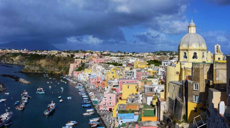 Trekking 7 notti Ischia, Capri e Procida