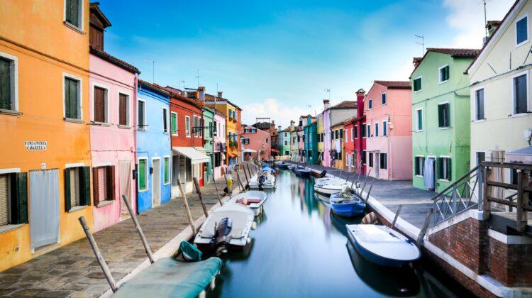 Murano, Burano  e Torcello in motonave con pranzo di pesce